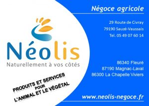 Pub Neolis animal et vegetal 79