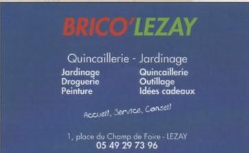 brico lezay